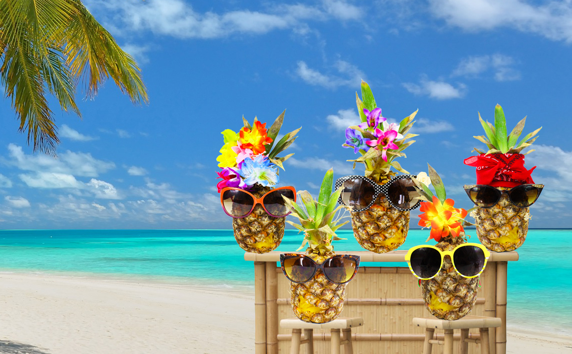 Pineapple At The Beach: Did You Know That Lemons Are Man-Made And Pineapples Are